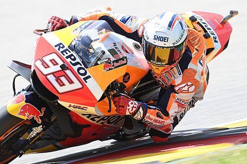 """MotoGP: l'incubo è finito, Marquez è ancora il """"Sachsenking"""""""