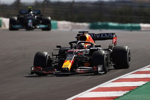 Verstappen's Portimao F1 errors not concerning Red Bull