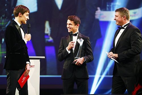 Autosport Awards: Norris voted British Competition Driver