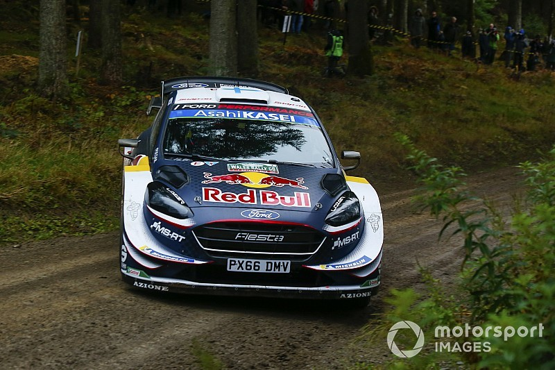 M-Sport намагається вижити у WRC