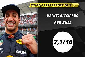 Eindrapport Daniel Ricciardo: De lach verdwenen