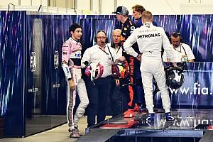 La FIA no ve la necesidad de una nueva conversación entre Verstappen y Ocon