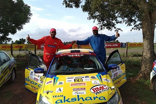 Coimbatore INRC: Shivram wins ahead of Ilyas