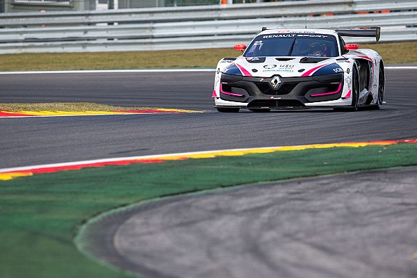 GT Spa RST: Owens and Blomstedt win, Kubica takes debut podium