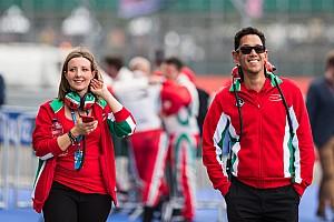 FIA F2 采访 小叶德利:完美赛季走向高潮