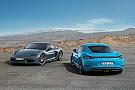 Porsche 718 Cayman verliest twee cilinders, maar is rapper dan voorganger