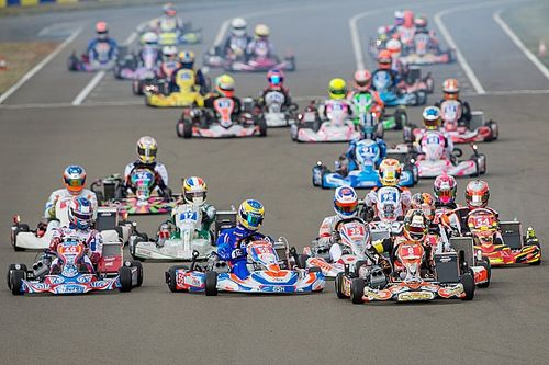 Canadian Marco Signoretti takes 5th place at 24h Karting of Le Mans