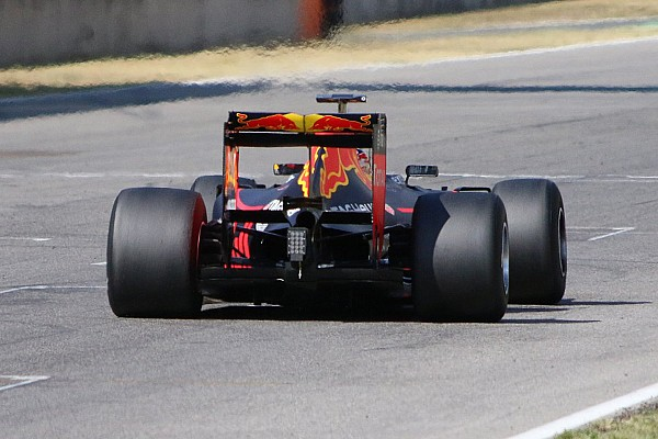Red Bull info points to