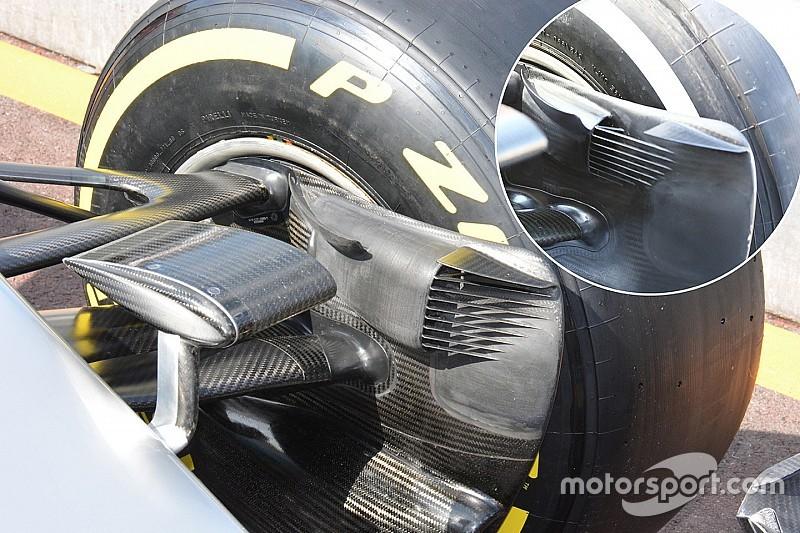 Mercedes: ecco la sesta evoluzione della presa dei freni!