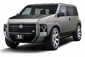 Auto Actualités Toyota présente son concept TJ Cruiser