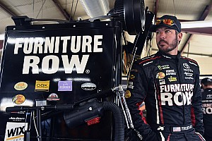 NASCAR Cup Breaking news Truex could clinch regular season NASCAR Cup title at Bristol