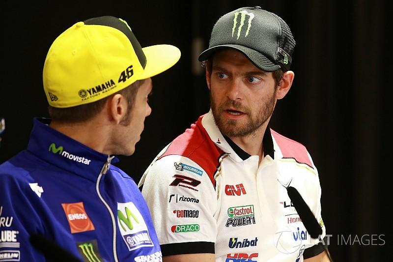 """MotoGP-Kollegen staunen über Rossi in Aragon: """"Nicht normal!"""""""
