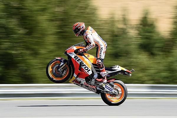 MotoGP MotoGP捷克:马奎兹完美掌握进站时机夺冠