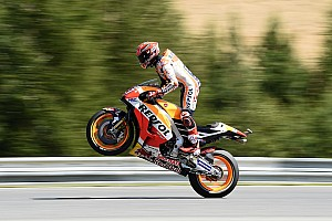 MotoGP捷克:马奎兹完美掌握进站时机夺冠