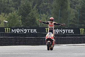 MotoGP Top List Las mejores imágenes de la carrera de Marc Márquez