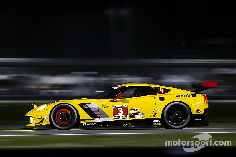 Corvette Racing focused on racecraft in 2017