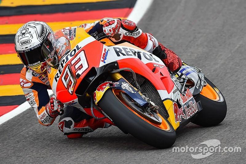 Marquez Brno'da yeni şasiyle yarışmayacak