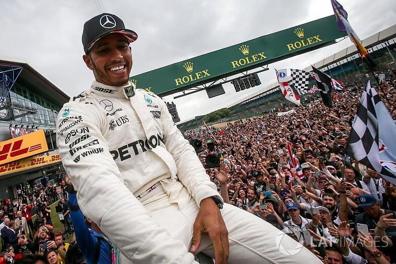 Vitória em Silverstone foi meu ponto de virada, diz Hamilton