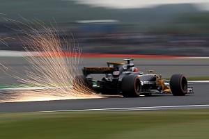 F1 Noticias de última hora Hulkenberg celebra el mejor GP de Renault desde su renacimiento