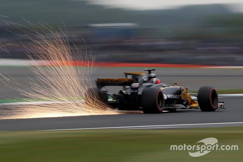 Hulkenberg celebra el mejor GP de Renault desde su renacimiento