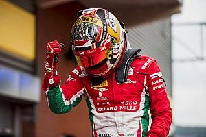 FIA F2 Actualités Leclerc vainqueur à Spa... puis disqualifié!