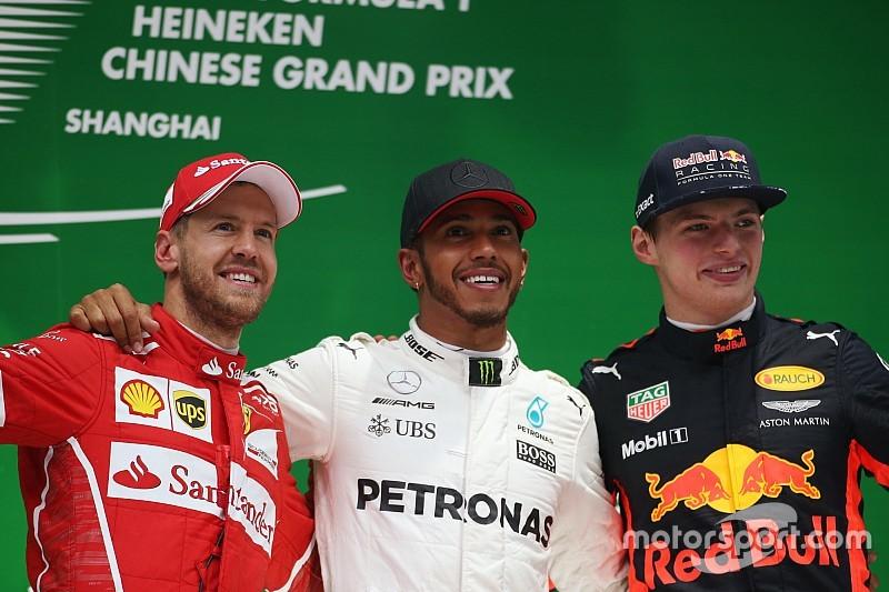Verstappen: egy szinten vagyok Hamiltonnal és Vettellel, csak jó autó kell