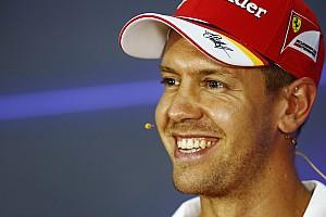 Formel 1 Interview Sebastian Vettel: