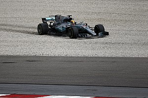 F1 Noticias de última hora Mercedes, con problemas de base en Malasia
