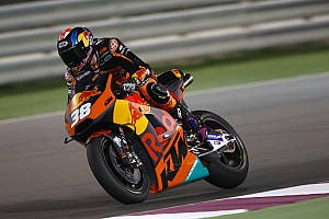 MotoGP Breaking news KTM needs a few tenths to fight for Qatar points