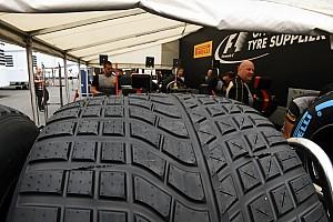 Formule 1 Nieuws Pirelli wil halverwege seizoen 2018 naar nieuwe natweerband overstappen