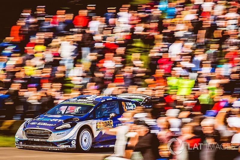 Almanya WRC: Tanak kazandı, Ogier tekrar şampiyona liderliğine yükseldi