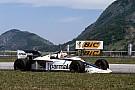 35 anos: A 1ª vitória de Piquet no Brasil... sem 2º colocado