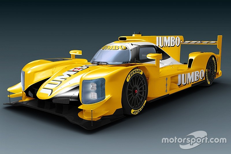 Barrichello and Lammers team up for 2017 LMP2 entry