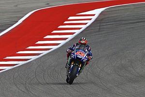 MotoGP Reporte de pruebas Viñales domina en una práctica que tuvo diez caídas en Austin