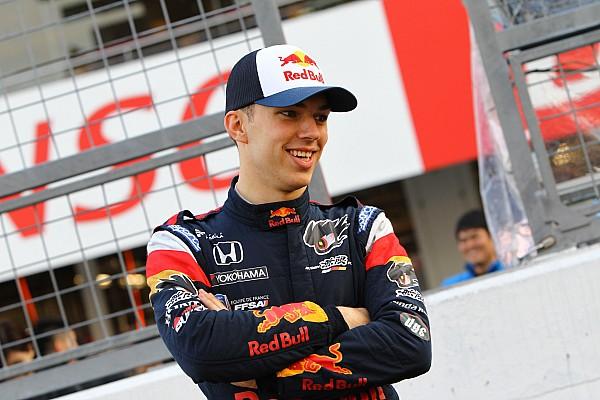 Formule E Actualités Gasly à l'ePrix de New York :