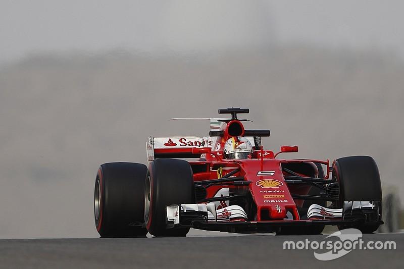 【F1】トラブル相次いだベッテル「理想的にはいかなかった」