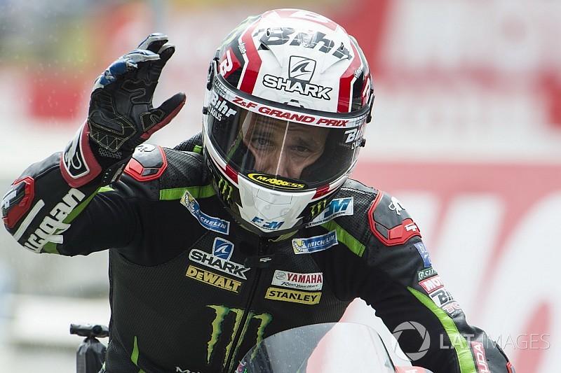 MotoGP Belanda: Zarco sabet pole perdana, Lorenzo start ke-21