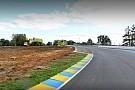 24 heures du Mans Le Mans : une zone de dégagement dans les virages Porsche