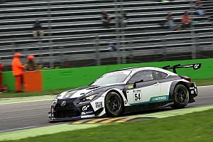Lexus проведе повний сезон у Blancpain GT у 2018-му