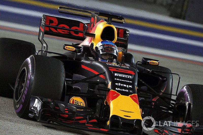 Red Bull bestimmend: Ricciardo will F1-Wochenende dominieren