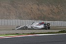 Williams ends Day 2 running after Stroll incident