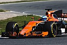 Bildergalerie: Shakedown des McLaren MCL32 für Formel 1 2017