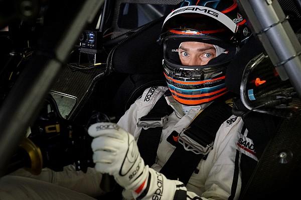 Blancpain Endurance Mercedes newcomer Mortara set for Blancpain drive