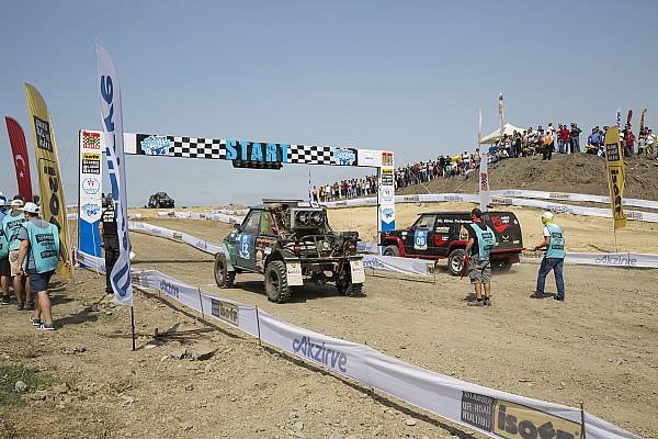 OFF ROAD - TRIAL Basın bülteni Akzirve Challenge ilk yarışı tamamlandı