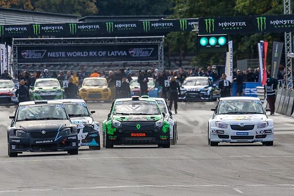 FIA Ralikrossz Eb Motorsport.com hírek Szabó Krisztián: Újabb győzelem az Európa-bajnokságon