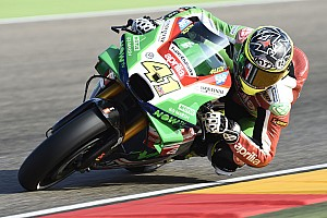 MotoGP Réactions Meilleur résultat de l'année pour Aleix Espargaró et Aprilia