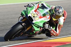 MotoGP Antrenman raporu