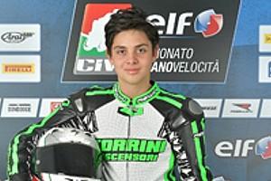 CIV Supersport Ultime notizie CIV: segnali incoraggianti per Torrini dopo l'incidente del Mugello