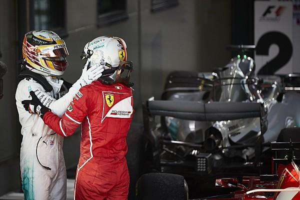 F1 Noticias de última hora Hamilton cree que Vettel es un rival más duro que Rosberg
