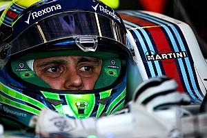 Massa se diz feliz com início, mas lamenta 6º lugar perdido